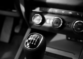 black-and-white-car-interior-gear-89693